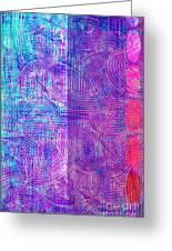 Transchromigration #1 Greeting Card