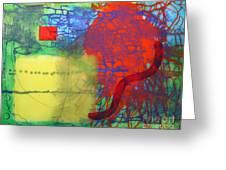 Transit Greeting Card