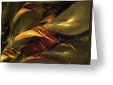 Trapped In Amber Greeting Card