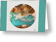 Traveling Soul Greeting Card