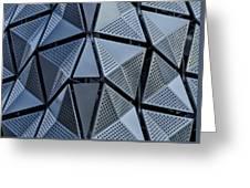 Tri-angular Greeting Card