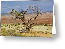 Tree #4 Greeting Card