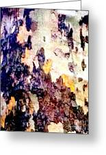 Tree Bark 2 Greeting Card