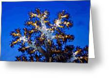 Tree Coral Greeting Card