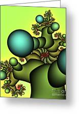 Tree Giant Greeting Card