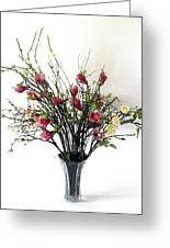 Tree Magnolias Greeting Card