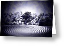 Tree Of Difference  Greeting Card