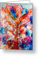 Tree Of Dreams Greeting Card