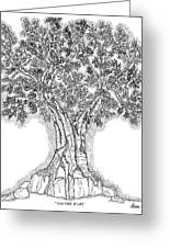 Tree Of Life 1 Greeting Card