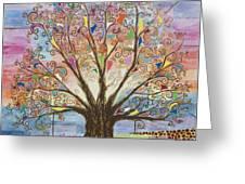 Tree Of Life #1 Greeting Card