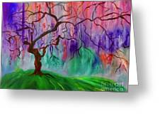 Tree Of Life 111 Greeting Card