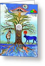 Tree Of Life #5 Greeting Card