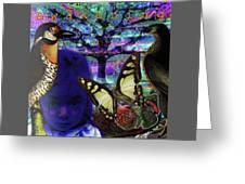 Tree Of Life  A W A K E N I N G Greeting Card