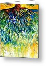 Tree Of Life Xii Greeting Card