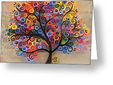 Tree Of Paradise 1 Greeting Card