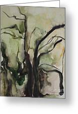 Tree Series V Greeting Card
