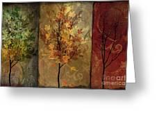 Tree Story Greeting Card