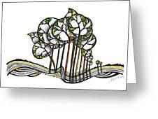 Treeland Greeting Card