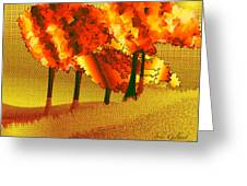 Treeport Greeting Card