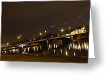Trent Bridge  Greeting Card
