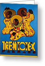 Trentotex Fabrics Greeting Card