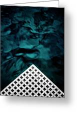 Triangular Abstract Greeting Card