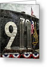 Tribute 911 Greeting Card