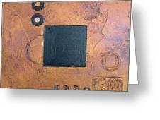 Trimetal Three Greeting Card