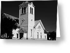 Trinity Church 1871 Greeting Card