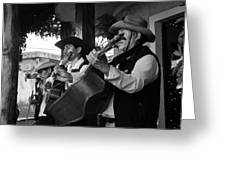 Trio Apaneca Greeting Card