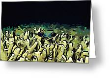Tropical Coral Reef 1 Greeting Card