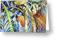 Tropical Design 2 Greeting Card