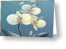 Tropical Elegance 2 Greeting Card