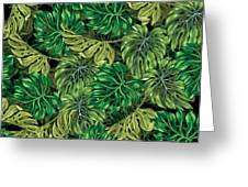 Tropical Haven 2 Greeting Card