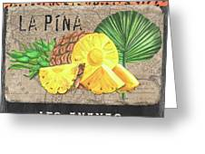 Tropical Palms 5 Greeting Card