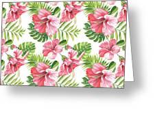 Tropical Paradise-jp3962 Greeting Card
