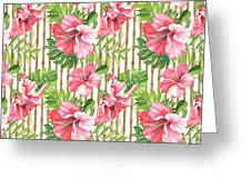 Tropical Paradise-jp3964 Greeting Card