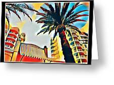 Tropicano Paradise Greeting Card