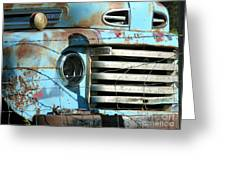 Trucks Life Greeting Card