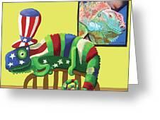 True Colors Greeting Card