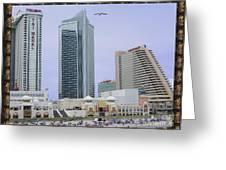 Trump Palace Tajmahal Hotel Atalantic Beaches And Board Walk America Photography By Navinjoshi At  Greeting Card