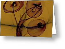 Trumpets Of Jericho Greeting Card