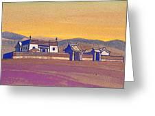 Tsagan-kure, Inner Mongolia Greeting Card