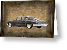 Tucker 48 Greeting Card