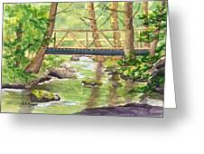 Tuckers Brook Greeting Card
