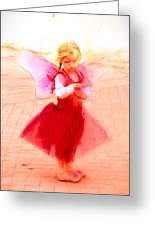Tucson Angel Greeting Card