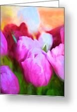 Tulip 58 Greeting Card