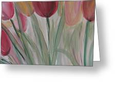 Tulip Series 3 Greeting Card