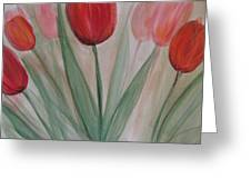 Tulip Series 4 Greeting Card