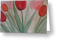 Tulip Series 4 Greeting Card